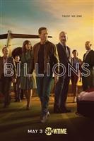 Billions movie poster