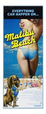 Malibu Beach poster #1690450