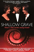 Shallow Grave movie poster