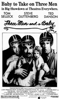 Three Men and a Baby #1691246 movie poster