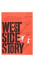 West Side Story movie poster