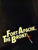 Fort Apache the Bronx movie poster