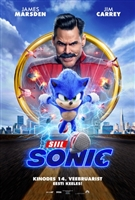 Sonic the Hedgehog #1692553 movie poster