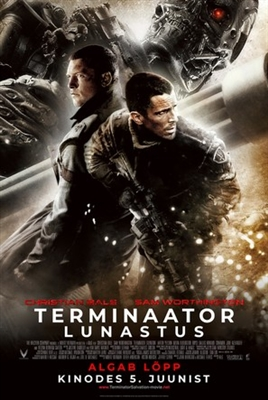 Terminator Salvation poster #1692793