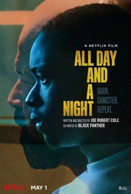 All Day and a Night poster #1692999