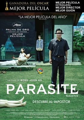 Parasite poster #1693197
