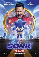 Sonic the Hedgehog #1693418 movie poster