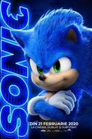 Sonic the Hedgehog #1693424 movie poster