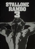 Rambo III movie poster