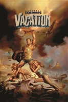 Vacation movie poster