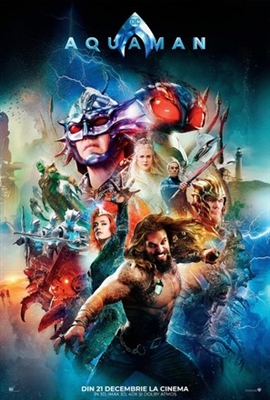 Aquaman poster #1695123