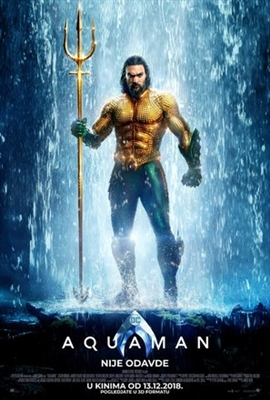 Aquaman poster #1695128