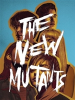 The New Mutants movie poster