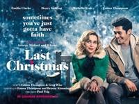 Last Christmas movie poster