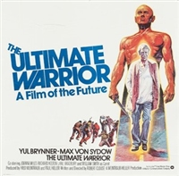 The Ultimate Warrior movie poster