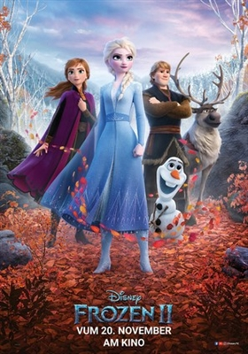 Frozen II poster #1696535