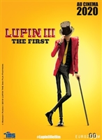 Lupin III: The First movie poster