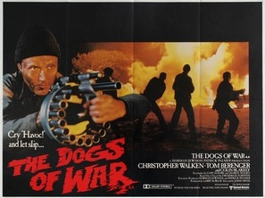 The Dogs of War poster #1702765