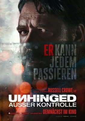 Unhinged poster #1704305