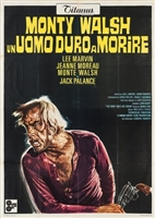 Monte Walsh movie poster