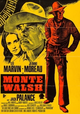 Monte Walsh poster #1704625