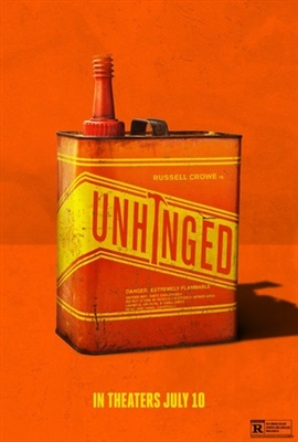 Unhinged poster #1706043
