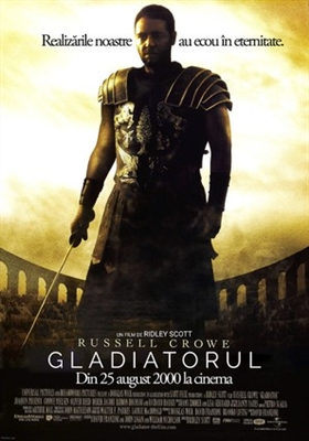 Gladiator poster #1706047