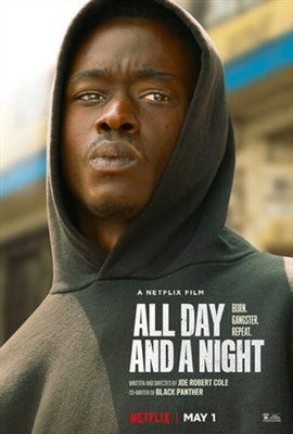 All Day and a Night poster #1706498