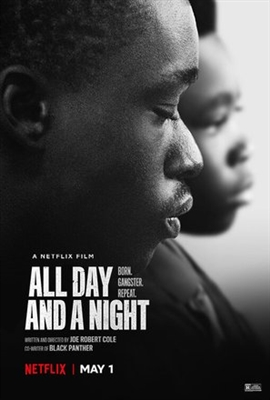 All Day and a Night poster #1706499