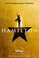 Hamilton movie poster