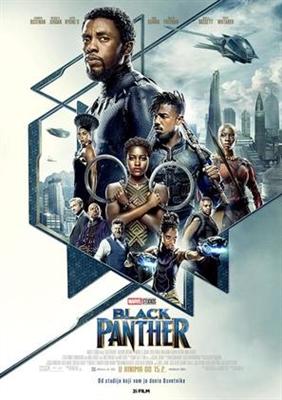 Black Panther poster #1707829