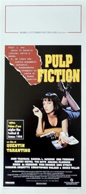 Pulp Fiction poster #1708129