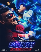 Sonic the Hedgehog #1712857 movie poster