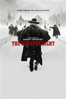 The Hateful Eight movie poster
