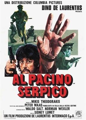 Serpico poster #1714062