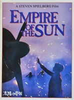 Empire Of The Sun movie poster