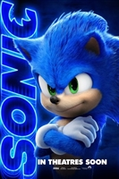 Sonic the Hedgehog #1715079 movie poster