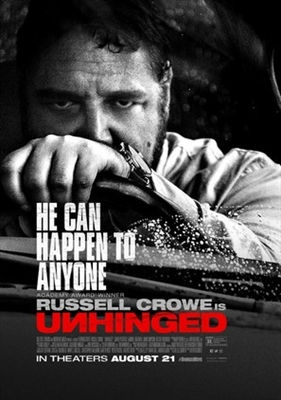 Unhinged poster #1715303