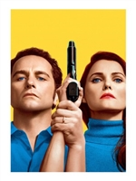 The Americans movie poster