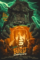 Ernest Scared Stupid movie poster