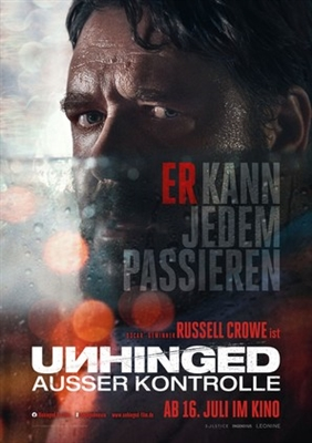 Unhinged poster #1717909