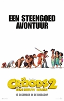 The Croods: A New Age movie poster