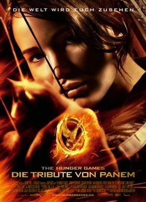 The Hunger Games poster #1728281