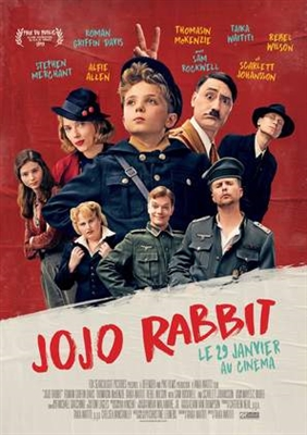 Jojo Rabbit poster #1729036