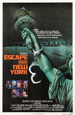 Escape From New York poster #1729693