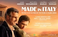 Made in Italy movie poster