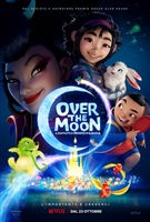 Over the Moon movie poster