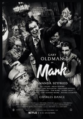 Mank poster #1737430