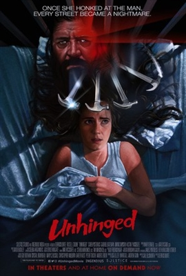 Unhinged poster #1737600