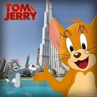 Tom and Jerry movie poster